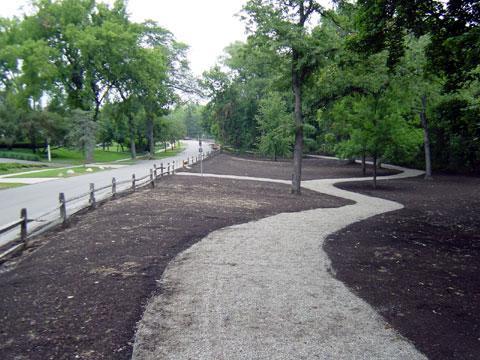 Brmingham, Michigan - Turf Establisment - After Application